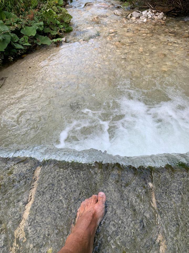 #8Freunde wandern zum dritten Mal für nestwärme e.V. über die Alpen – Tag 6