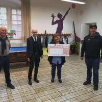 Kostka Stiftung unterstützt das Jugendzentrum Mergener Hof in Trier