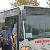 Zusätzliche Busse für Triers Schüler
