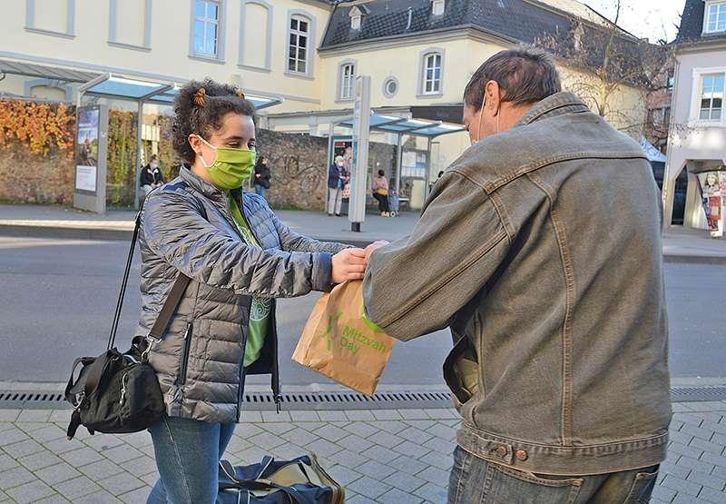 Hilfe von vielen Seiten für Trierer Obdachlose