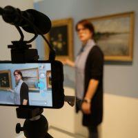 Per Streaming aus dem Museum ins heimische Wohnzimmer – die Online-Angebote des Museums. Bildquelle: Stadtmuseum Simeonstift
