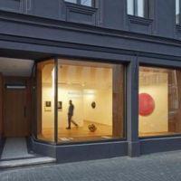 Die Galerie Junge Kunst in der Karl-Marx-Straße, Trier. Bildquelle: Kunstverein Trier Junge Kunst