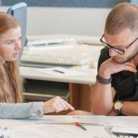 Das Programm der Studienbrücke bietet eine gute persönliche Betreuung, auch in der Coronazeit. Bildquelle: Universität Trier