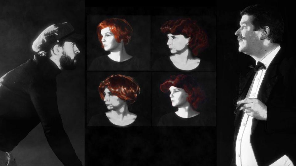 """Die Tufa zeigt digital das Stück """"Untergang der Titanic"""". Bildquelle: Tufa Trier"""