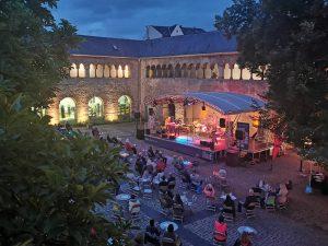 WUNSCHbrunnenhof Trier - Foto: Trier Tourismus und Marketing GmbH