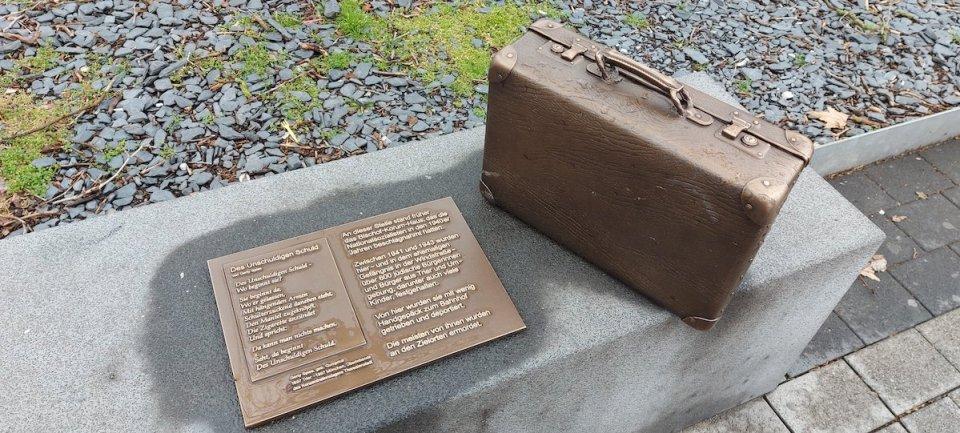 Denkmal Deportation