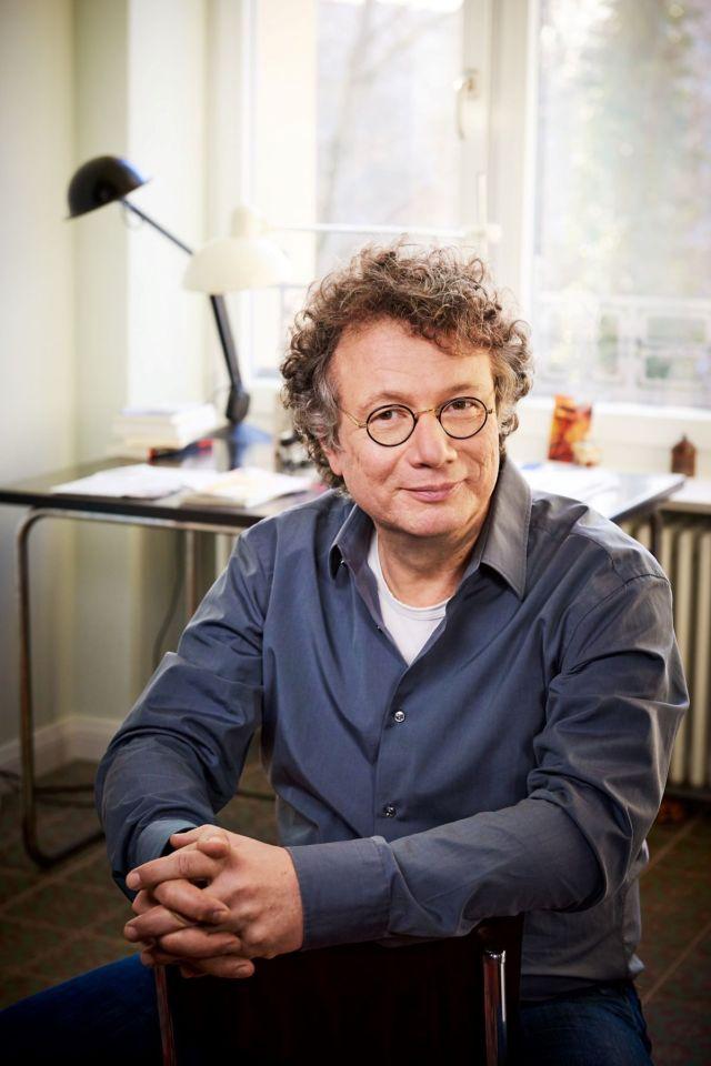 Ingo Schulze liest am 1. Oktober in Gerolstein. Bildquelle: Ingo Schulze