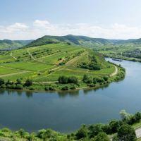 Die Moselschleife Bremmer Calmont. Bildquelle: Touristinformation Ferienland Cochem