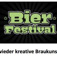 Banner des 7ten Trierer Bierfestivals im Blesius Garten Trier Olewig 2021..
