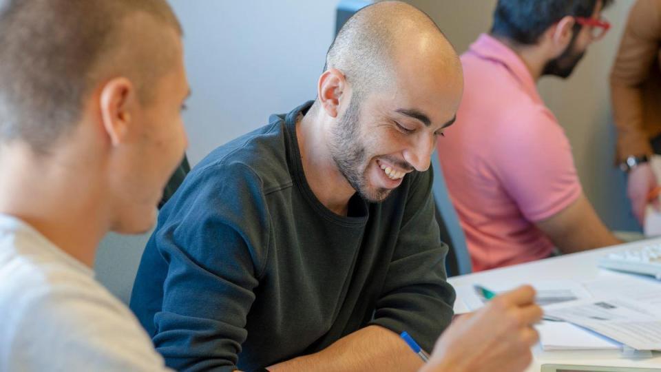 Im Oktober beginnt ein neuer Kurs, in dem Migranten auf den Einstieg in ein Studium vorbereitet werden. Bildquelle: Universität Trier