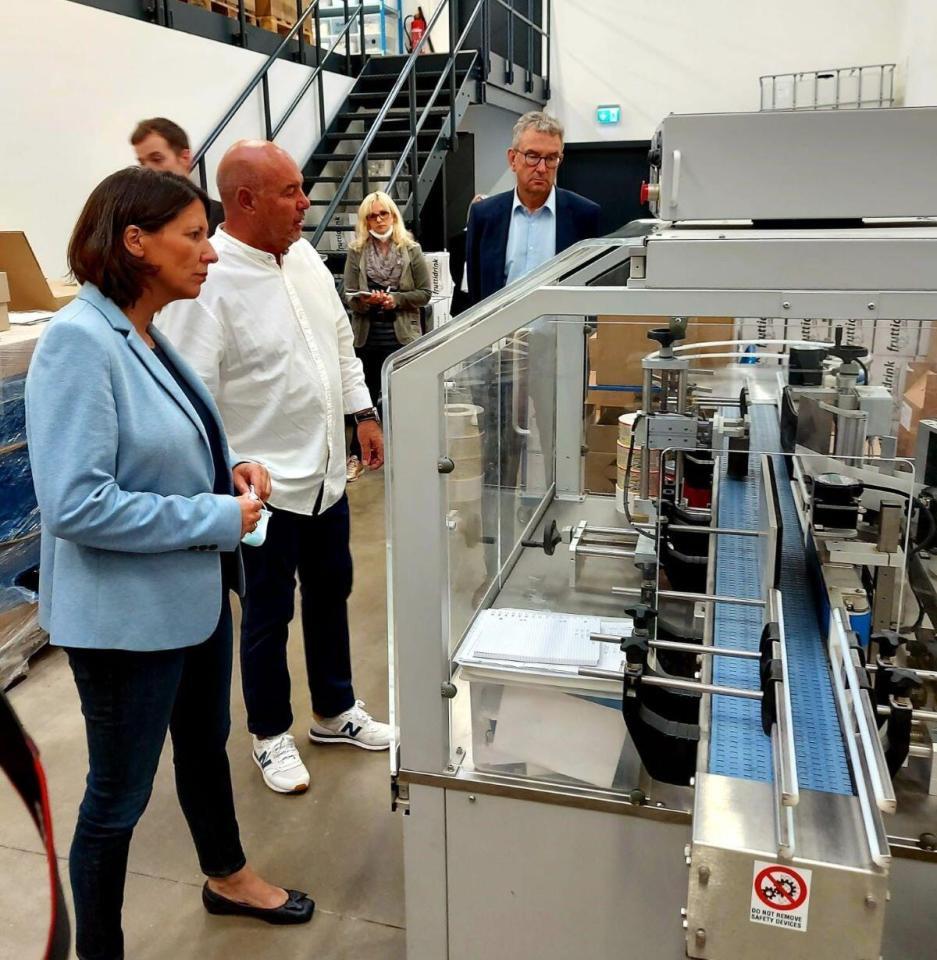 Rund 600.000 Euro für H. + M. Kunz GmbH Ultra-Tec