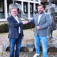 Tim Kohley unterstützt bei der anstehenden Stichwahl am 10.10.2021 Stefan Metzdorf