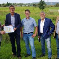 Landwirtschaftskammer baut neue Dienststelle in Bekond
