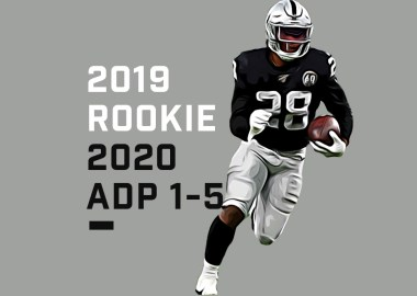 Rookie ADP Rounds 1-5