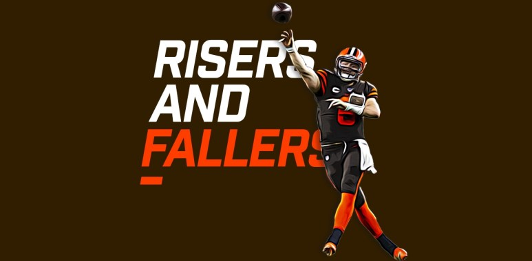 Risers and Fallers