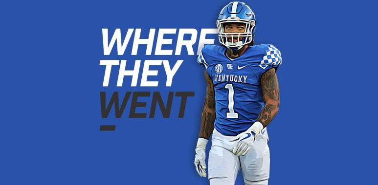 Where They Went - WRs