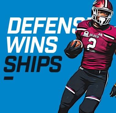 Defense Wins Championships - Jeremy Chinn