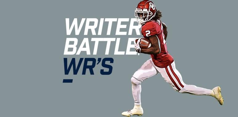 Writers Battle WRs - CD Lamb