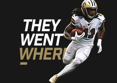 They Went Where - Alvin Kamara