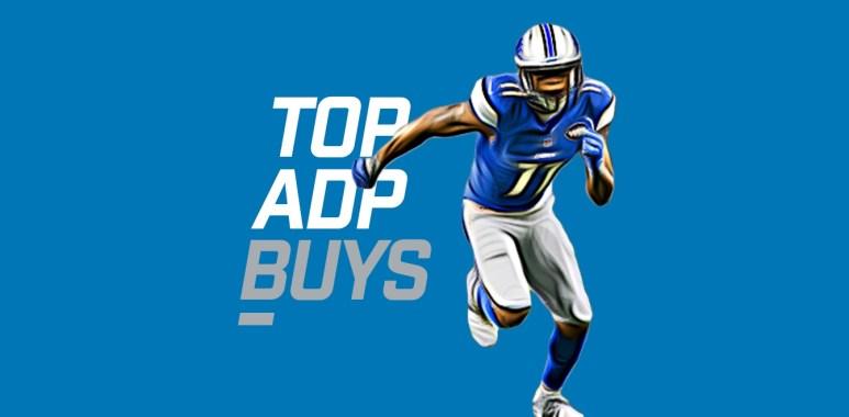 Top ADP Buys - Marvin Jones Jr