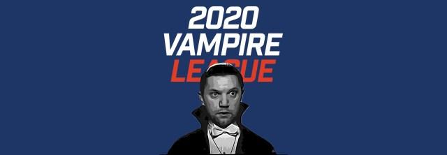2020 Vampire League Stormula Daywalkers Count