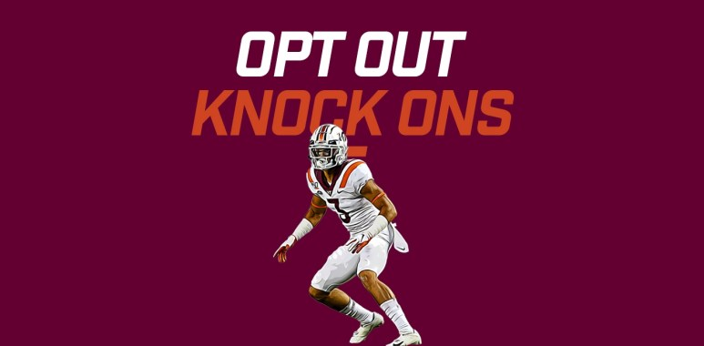 Opt Out Knock Ons - Caleb Farley