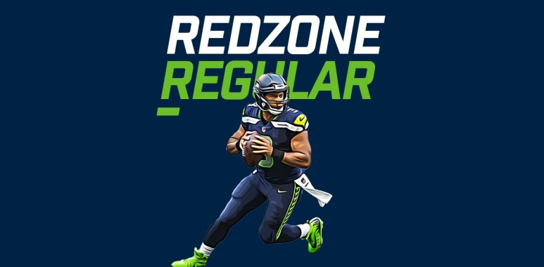 Redzone Regular - Russel Wilson