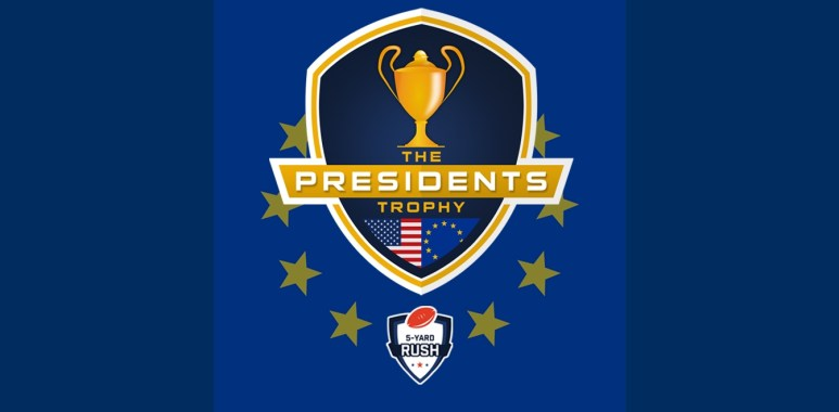 The Presidents Trophy - Team Europe