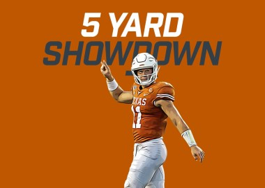 5 Yard Showdown - Sam Ehlinger