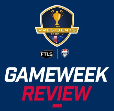 Presidents Trophy Gameweek Review final whistle