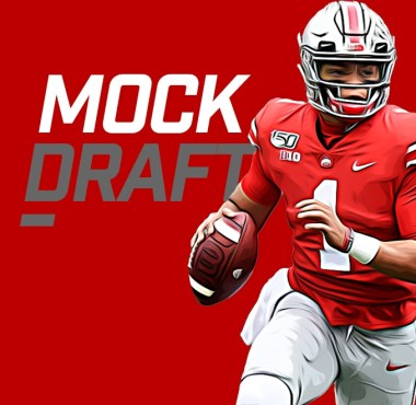 Mock Draft - Justin Fields