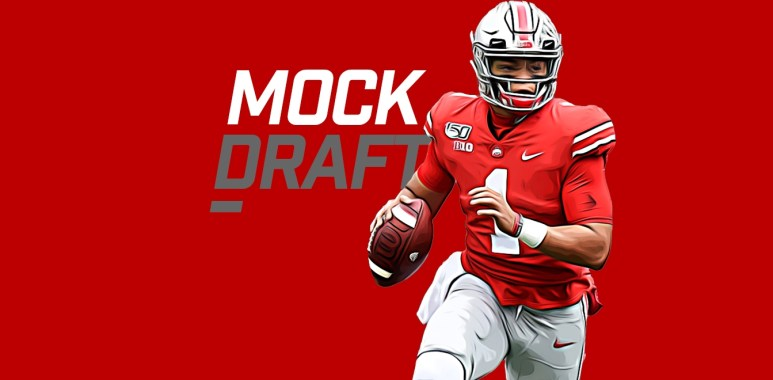 Mock Draft - Justin Fields