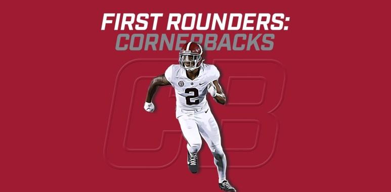 First Rounders CBs - Patrick Surtain II