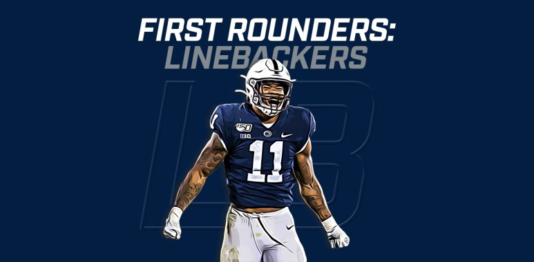 First Rounders LBs - Micah Parsons