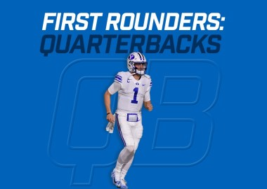 First Rounders QBs - Zach Wilson