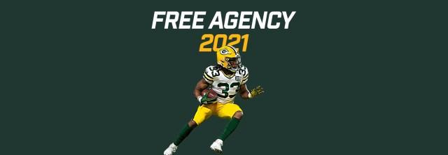 Free Agency - Aaron Jones