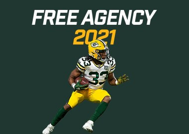Free Agency - Aaron Jones