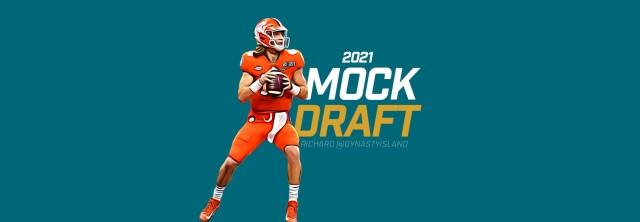 2021 NFL Mock Draft - Rich Cooling