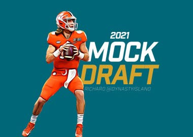 2021 NFL Mock Draft - Rich Cooling