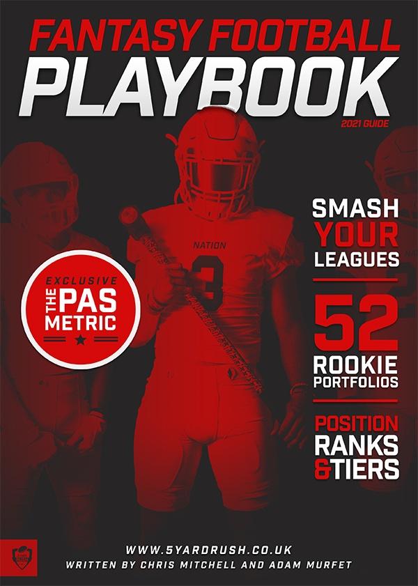 Fantasy Football Playbook 2021