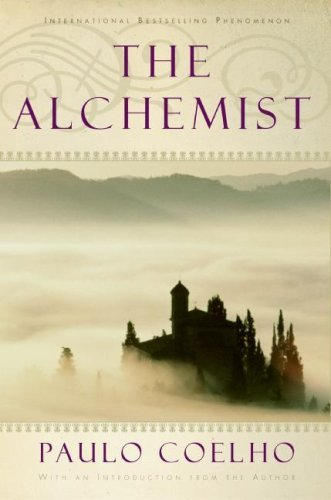 The Alchemist by Paulo Coelho is next to be read!