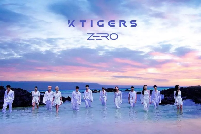 Update: New Co-Ed Group K-Tigers Zero Reveals Tracklist For Debut Mini Album