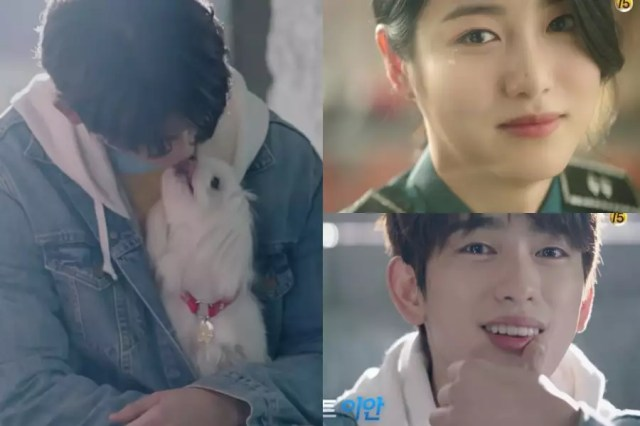 """Watch: tvN's New Drama """"He Is Psychometric"""" Shares Character Teasers Of GOT7's Jinyoung And Shin Ye Eun"""