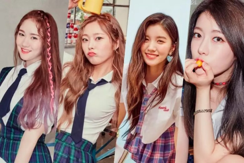 Update: PRISTIN's Kyla, Eunwoo, Xiyeon, And Rena Launch Social Media Accounts