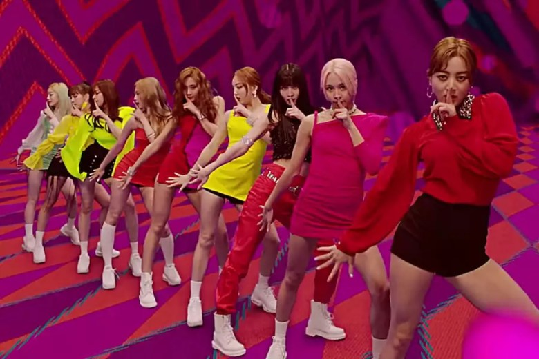 """TWICE Breaks Personal Record With Impressive Views In 24 Hours For """"FANCY� MV"""