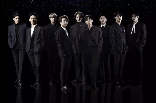 "PENTAGON's ""COSMO"" Rises To No. 1 On Oricon's Daily Singles Chart"