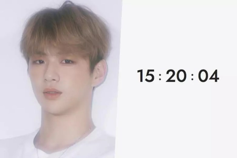 Kang Daniel Gets Fans Excited For Solo Debut By Launching Mysterious Countdown Website
