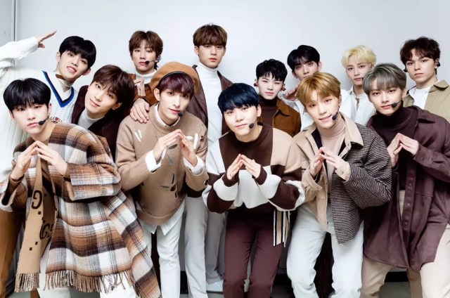 SEVENTEEN And Their Managers To Show Everyday Life Through Variety Show