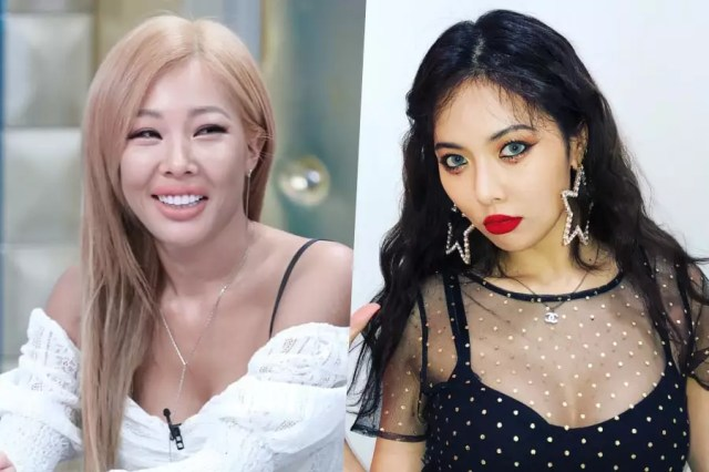 Jessi Talks About Lashing Back At Malicious Commenters On HyunA's Instagram