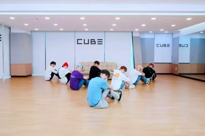 """Watch: PENTAGON Shows Their Playful Side In Dance Practice Video For """"Humph!"""""""